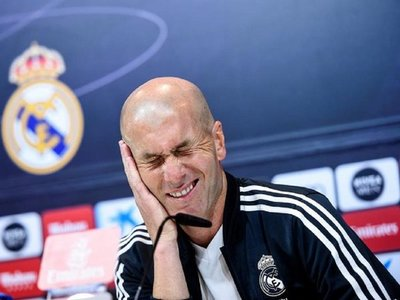 Zidane abandona la concentración del Real Madrid