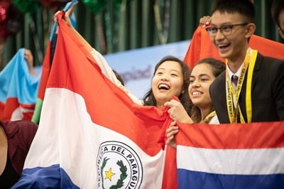 Estudiantes paraguayas ganan competencia científica en Estados Unidos