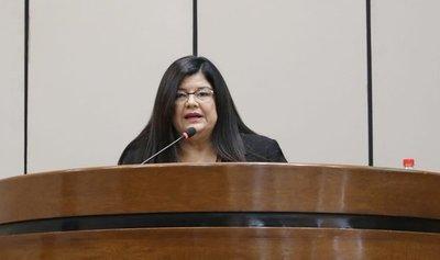 Nueva Ministra de la Corte centrará atención en una política contra la criminalidad