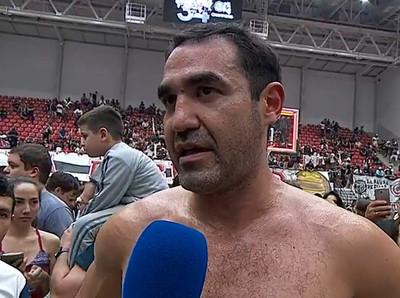 Javier Martínez anuncia su retiro del baloncesto profesional
