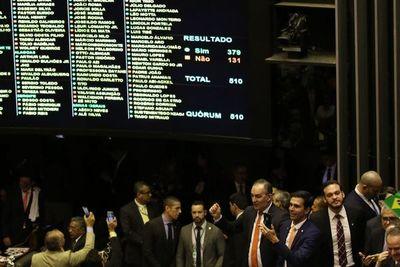 La reforma de las pensiones queda casi lista para segunda votación en Brasil