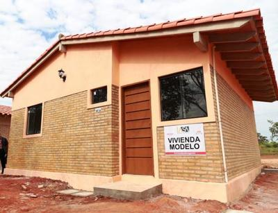 Familias de Arroyos y Esteros se beneficiarán con modernas viviendas sociales