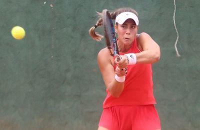 """Lara Escauriza se anota en """"semis"""" del ITF de Lima"""