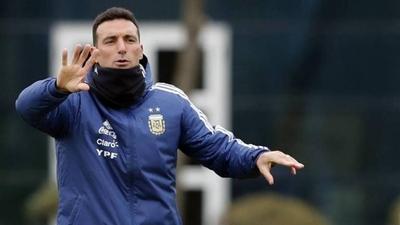 HOY / Scaloni seguiría como DT de Argentina en las eliminatorias
