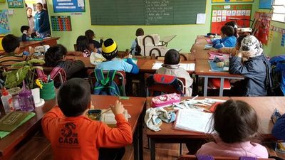 Almuerzo Escolar: Otro atraso más en San Lorenzo