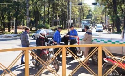 Dirección de Tránsito atendió 60 denuncias telefónicas en 4 días