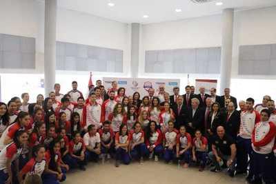 Listos para representar a Paraguay en los Juegos Panamericanos