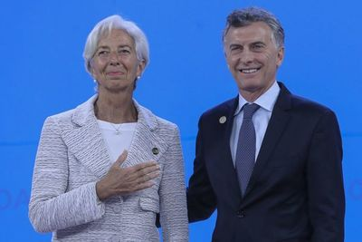 FMI desembolsará otros USD 5.400 millones para Argentina