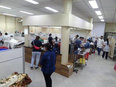 El lunes inicia huelga en Hospital de Clínicas