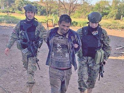 Cae Lico´i, el mayor proveedor de marihuana  paraguaya para el Brasil