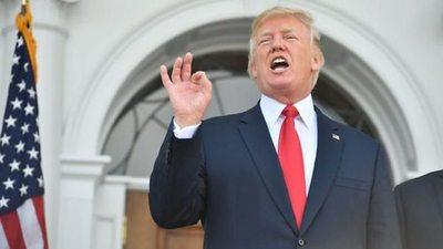 Trump fustiga contra las criptomendas