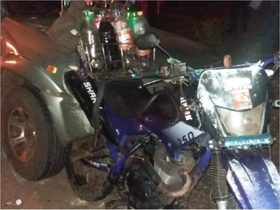 Funcionario de la Gobernación de Guairá protagoniza accidente fatal