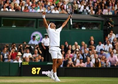 Roger Federer podría escalar en el ranking ATP