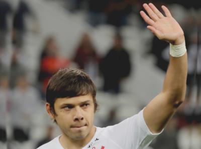 El fin de una era: Ángel Romero se despide del Corinthians