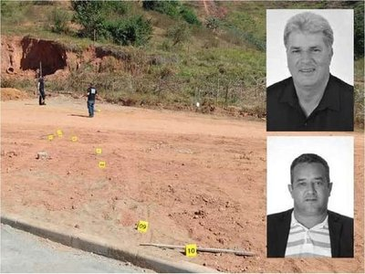 Brasil: Concejal mató a balazos a alcalde
