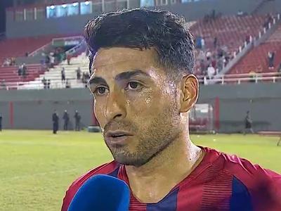 Pachi Carrizo valora empezar ganando en e Clausura