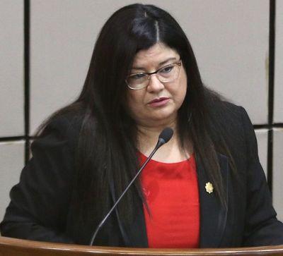 Llanes jurará como ministra el miércoles
