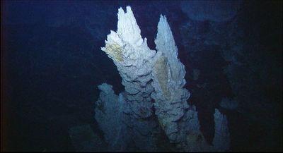 Ciudad Perdida, un indicio submarino del origen de la vida bajo amenaza
