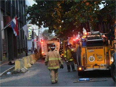 Diputada plantea ley de protección integral a los bomberos