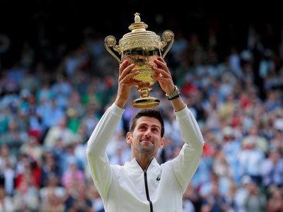 Djokovic logra su quinto título en Wimbledon