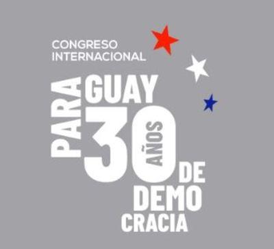"""Invitan al congreso """"Paraguay: 30 años de democracia"""""""