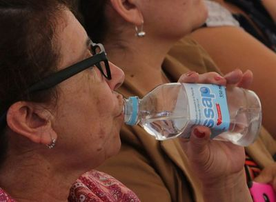 Essap anuncia cortes del servicio de agua para esta noche