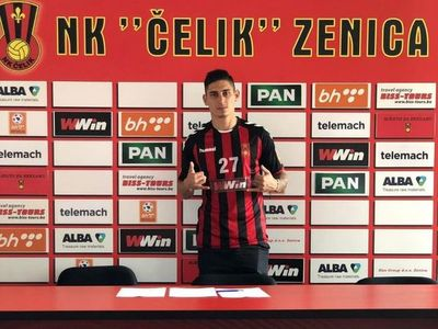 León fue presentado en Bosnia