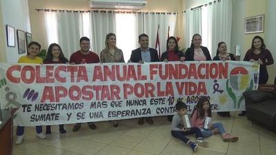 Comuna de Franco apoya colecta solidaria de Apostar por la Vida