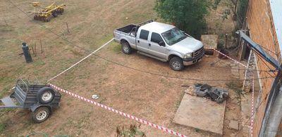 Crimen en el Chaco: Encontraron los animales robados y detuvieron a 3 personas