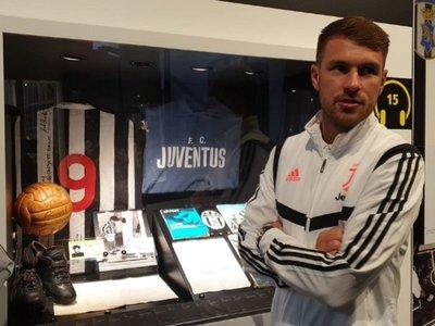 """Ramsey: """"Espero que podamos escribir la historia del Juventus"""""""