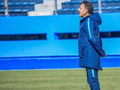 Russo prepara un equipo alternativo en Copa Paraguay