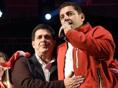 """Pedro Alliana: """"Cartes es el mejor candidato para la Junta de Gobierno de la ANR"""""""
