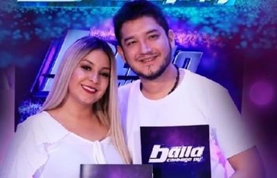 Junior Rodríguez y Fátima Román bailarán juntos en el Baila Conmigo Paraguay