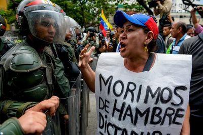 El hambre crece en Latinoamérica y afecta a 42,5 millones de personas
