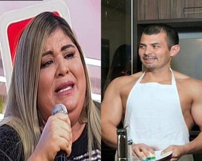 "Pamelita Ovelar acusó de diputado de ""joderla"""
