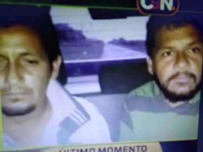 Hermanos detenidos serían autores del múltiple crimen en el Chaco