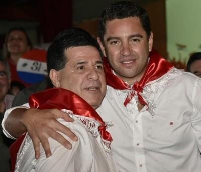 'Sería un lujo que Horacio Cartes sea presidente de la ANR'- Dip. Pedro Alliana