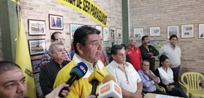 HOY / Martes, día de atascos y furia en capital: taxis anuncian cinco tramos que abarcarán marcha