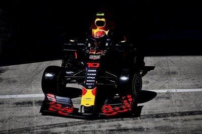 Nuevo récord en cambio de neumáticos en la Fórmula 1