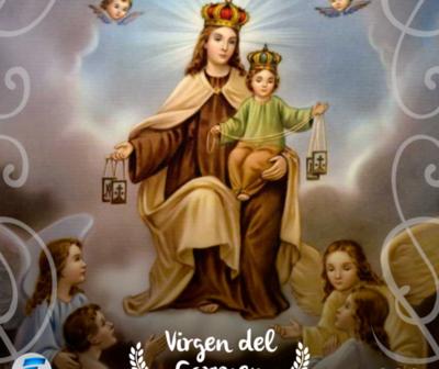 La Iglesia Católica celebra el día de la Virgen del Carmen