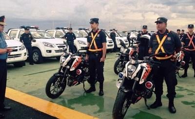 La policía podrá crecer a mil efectivos más