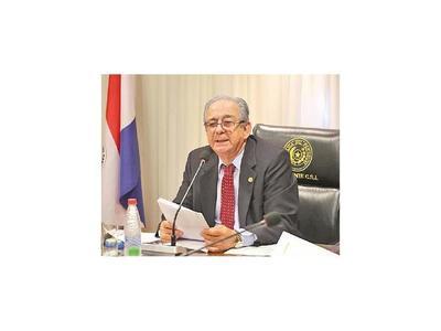 Cuestionado ex ministro de la Corte jura  para integrar el Consejo de Magistratura