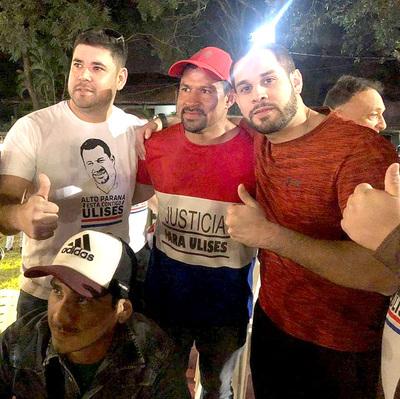 Presencia de Ulises Quintana no influye en panorama político de la ANR, afirman