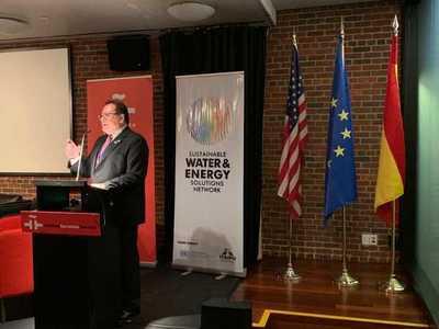 En Nueva York, director de ITAIPU insta a convertir en acciones concretas los compromisos contra cambio climático