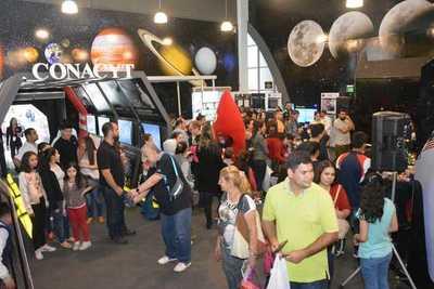 #Expo2019 Estación de Ciencia del Conacyt recibió a más de 50 mil visitantes