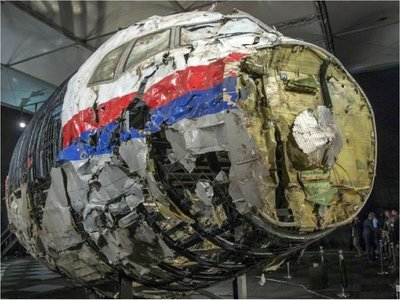 Se cumplen 5 años del derribo del avión de Malaysia Airlines