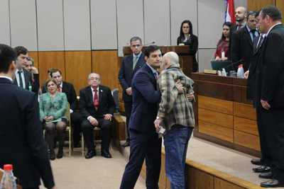 Impiden juramento de Torres Kirmser como miembro del Consejo de la Magistratura