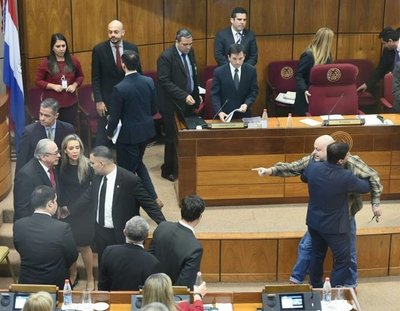 Consejo de la Magistratura: Incidentes en el Senado impiden juramento de Torres Kirmser