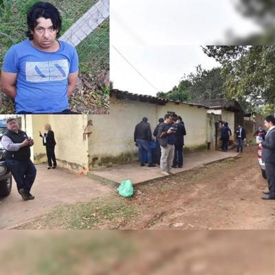 Capataz sería el autor material del cuádruple crimen, según fiscal