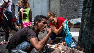 Crisis en Venezuela disparó el hambre en Sudamérica